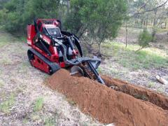 Rental store for TORO TX1000W TRACK LOADER in Sydney NSW