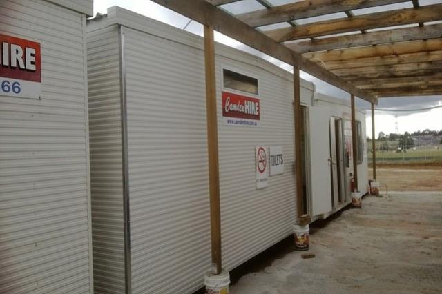 Where to find 6M X 3M ABLUTION BLOCK in Sydney