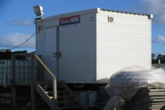 Rental store for 2.4M X 2.4M ABLUTION BLOCK in Sydney NSW