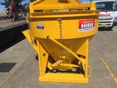 Rental store for CONCRETE KIBBLE 1.5m3 in Sydney NSW