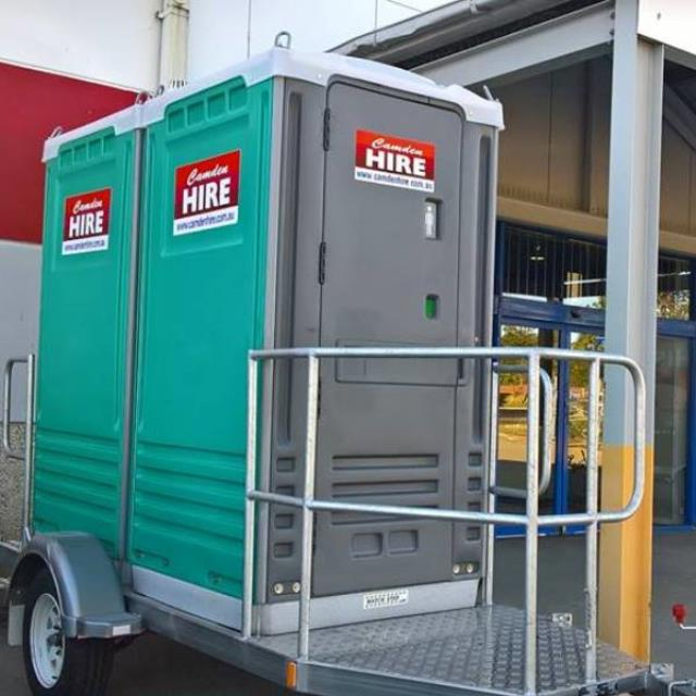 Where to find DUAL TOILET TRAILER in Sydney