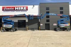 Rental store for 20M DIESEL ELEC KNUCKLE BOOMLIFT  60FT in Sydney NSW