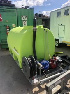 Rental store for WATER CART 4000L in Sydney NSW