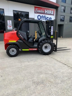 Rental store for 2.5T BUGGY FORKLIFT in Sydney NSW