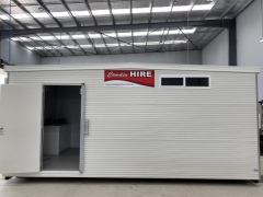 Rental store for LAUNDRY BLOCK 6M X 3M in Sydney NSW