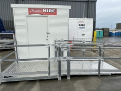 Rental store for ACCESSIBLE TOILET BLOCK 3M X 2.4M in Sydney NSW