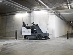 Rental store for ROAD SWEEPER RIDEON  PETROL in Sydney NSW