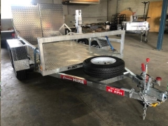 Rental store for SWEEPER TRAILER in Sydney NSW