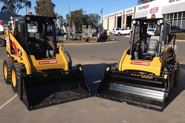 Rent Earthmoving Attachments