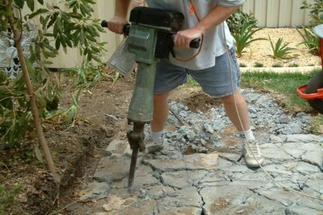 Rent Concrete & Demolition Equipment